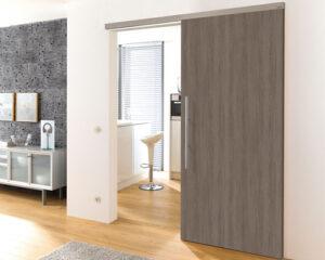 Laminate συρρώμενη πόρτα